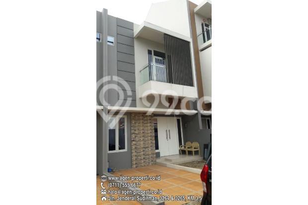 Disewakan Townhouse Cantik di Perindustrian 2 Sukarame Palembang 17698749