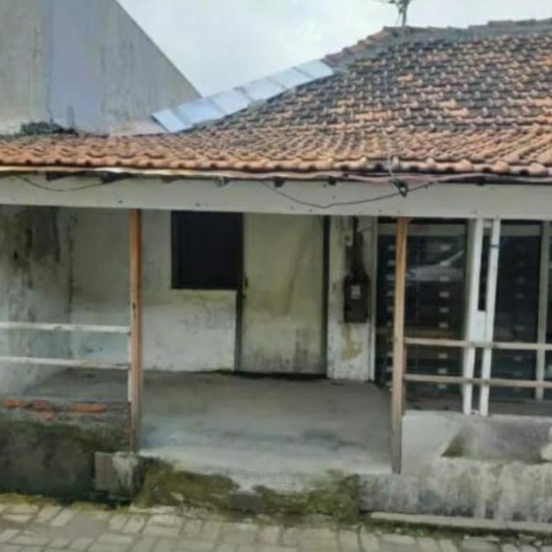 Rumah hrg miring di Tanah Mas