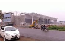 Tanah komersil jalan raya interchange resinda karawang