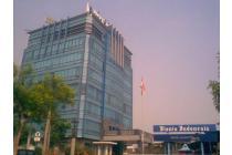 Sewa Ruang Kantor Gedung Wisma Bisnis Indonesia- Jakarta Pusat