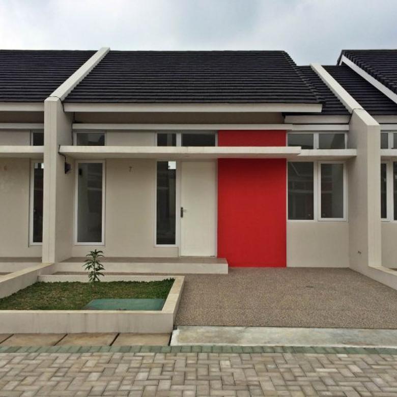 Rumah Minimalis @Sariwangi