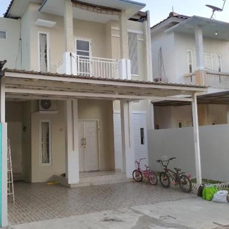 Cepat Rumah Cantik 2 lantai dalam Cluster Cinere Gandul