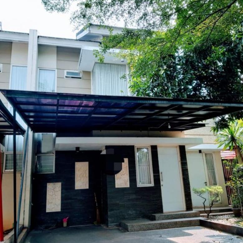 Dijual Rumah Nyaman di Urbana Place, Bintaro Jaya, Tangsel