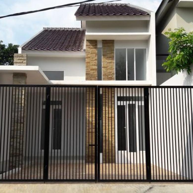 Rumah SIAP HUNI Jatiasih Bekasi KT 3 KM 3 CARPORT 2 Mobil