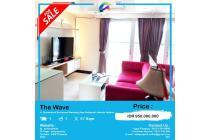 Dijual BU Apartemen Siap Huni The Wave Tower Coral