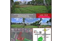 Dijual tanah Duri Kosambi 1700 m2