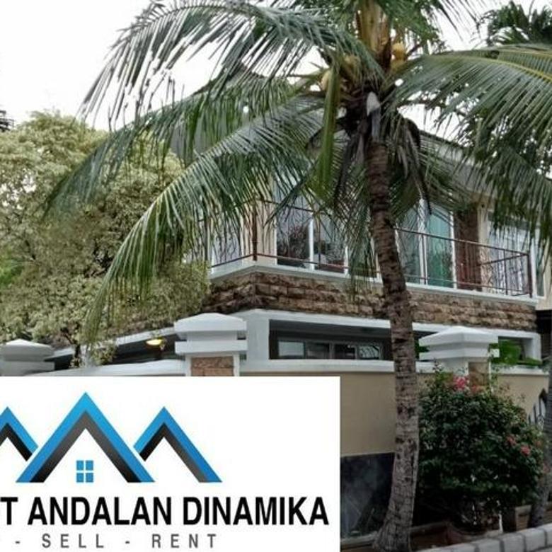 Rumah hook hadap timur di Jakarta Timur