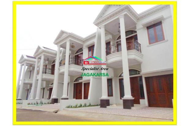 Townhouse Mewah Cantik Asri di Jagakarsa 17712767