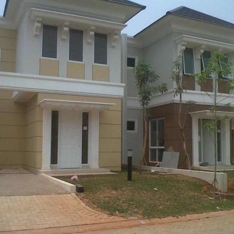 Perumahan casa jardin di jakarta barat jakarta indonesia for Casa jardin daan mogot