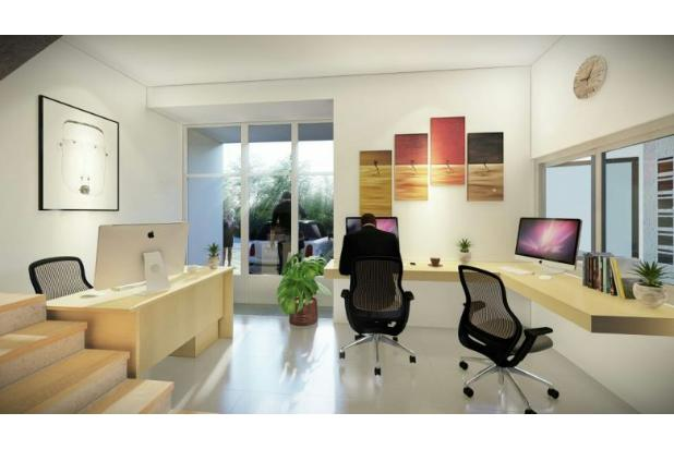 Rumah Kantor (SOHO) Desain Tropical Modern di Sayap Setiabudi Bandung Utara 21674430
