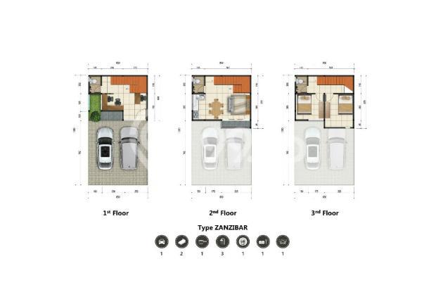 Rumah Kantor (SOHO) Desain Tropical Modern di Sayap Setiabudi Bandung Utara 21674434