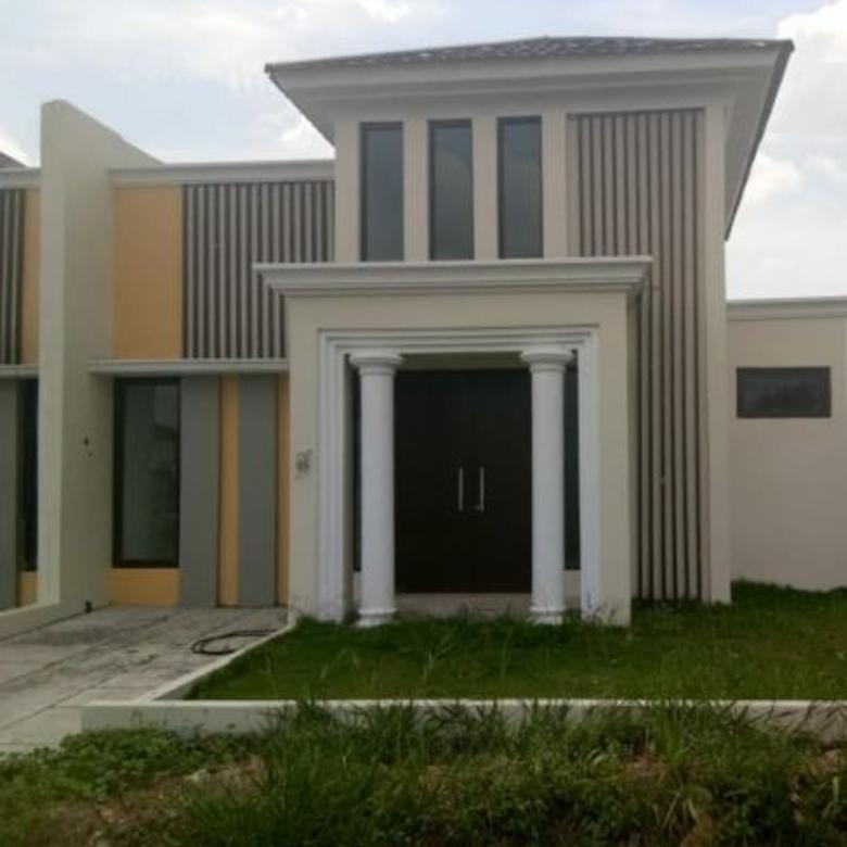 Rumah Baru Gress bergaya minimalis dengan harga murah cocok untuk investasi