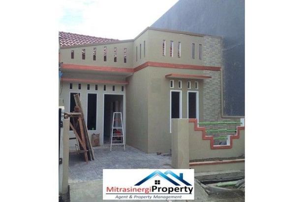 Rumah Coklat Harga Terjangkau di kota Harapan Indah 6484827