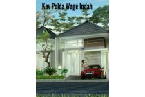 Rumah Ready Siap Huni Kavling Polda Wage