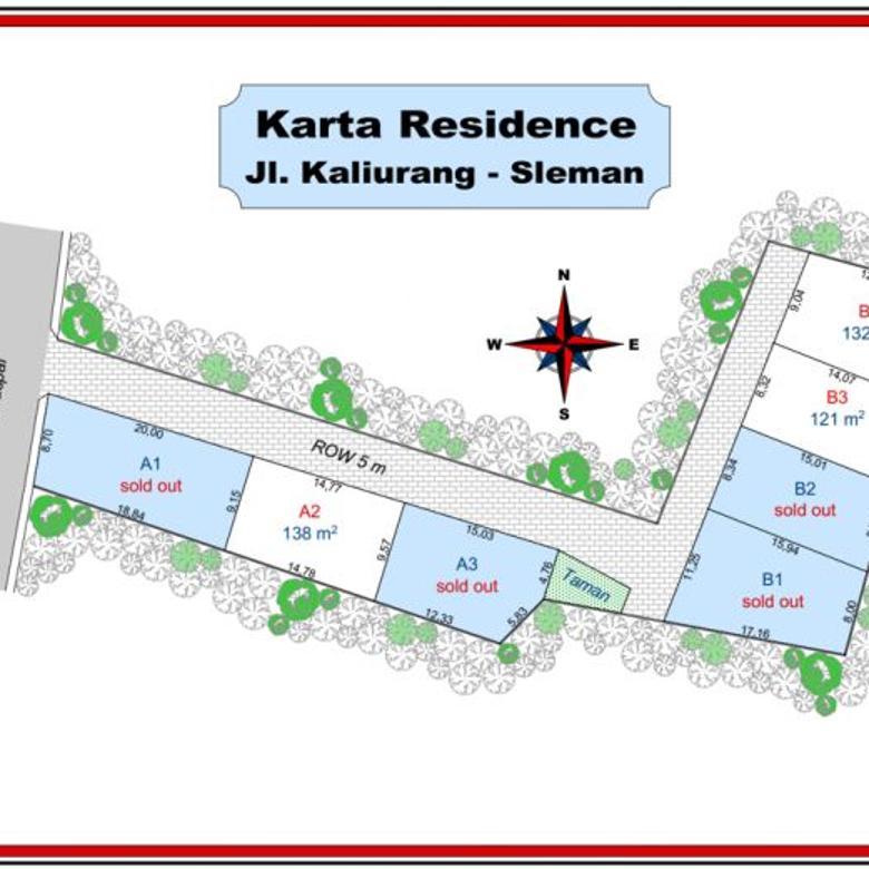 Kapling Murah di Yogyakarta, Lokasi Dekat Kampus UII
