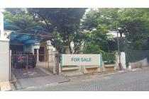 Rumah Asri Villa Gading Indah Jalan Besar