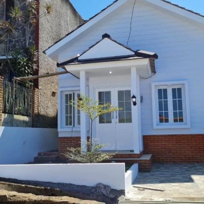 PROMO Rumah Villa Cantik Strategis Di Lembang cisarua