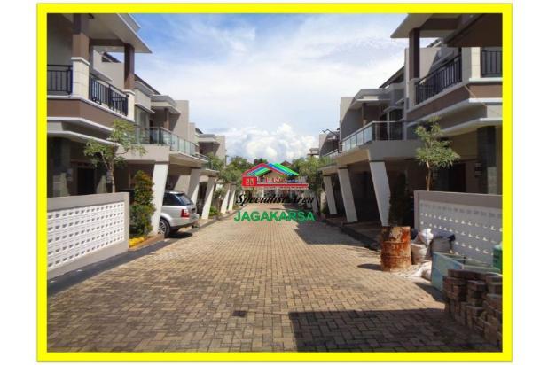 Townhouse Cantik Asri di Jagakarsa 17711523