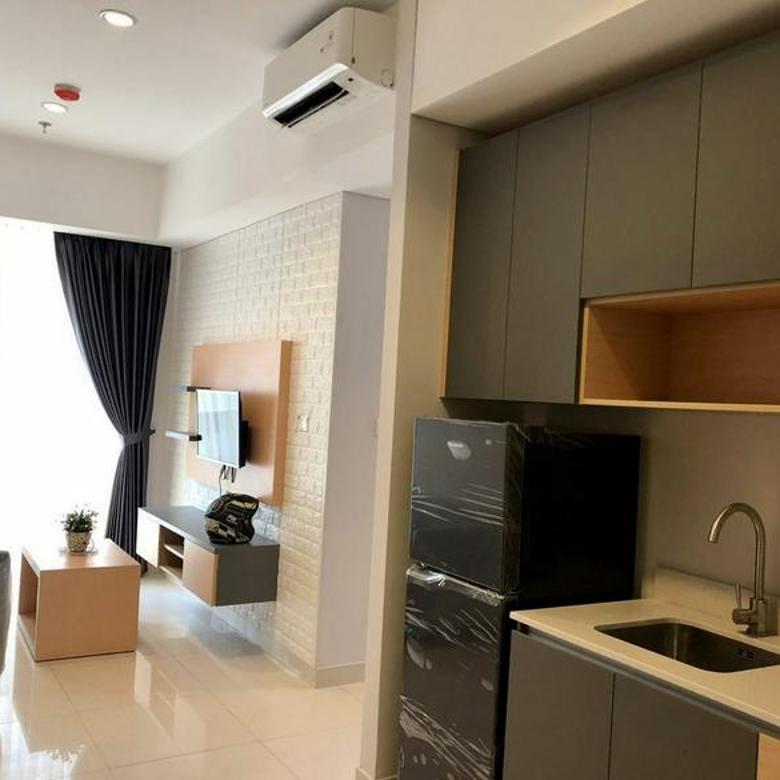 Harga Murah Apartemen Taman Anggrek Residences 3BR (65 sqm) Unit Jarang Ada Sudah Fully Furnished, Best Price Only 1,950M, Taman Anggrek, Jakarta Barat