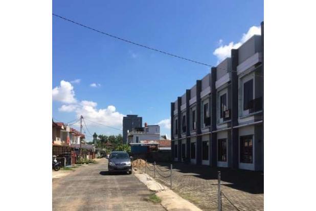 Rumah Townhouse Pontianak BLKI Cocok untuk Kos UnTan 13608557
