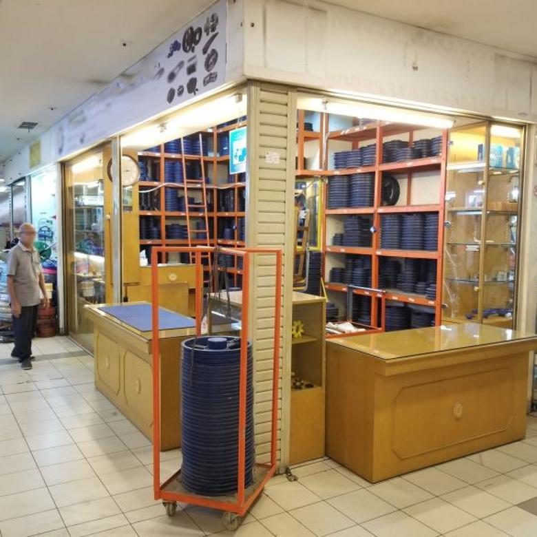 Dijual Kios Gandeng LTC Glodok, Mangga Besar, Jakarta Barat