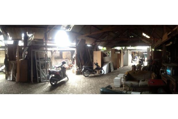 Di Sewakan Sebidang Tanah + Bangunan ex Pabrik Mebel Di Jakarta timur 13962309