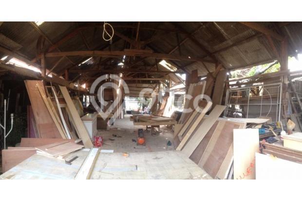Di Sewakan Sebidang Tanah + Bangunan ex Pabrik Mebel Di Jakarta timur 13962574