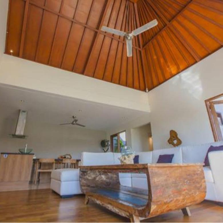 3Bedrooms Villa in Canggu 5mins to the beach