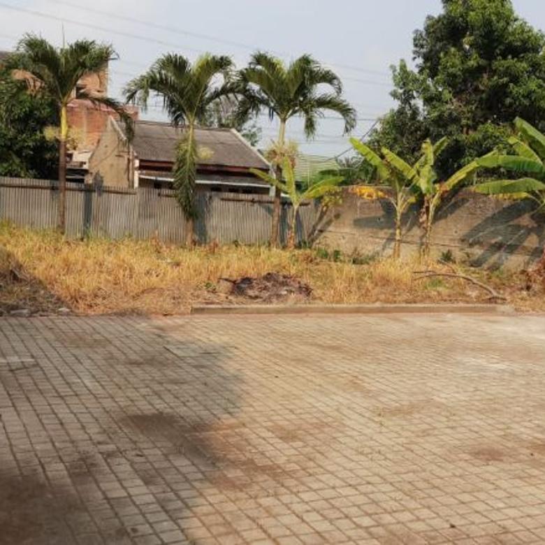 Kavling Luas Siap Bangun di Serua, Tangerang