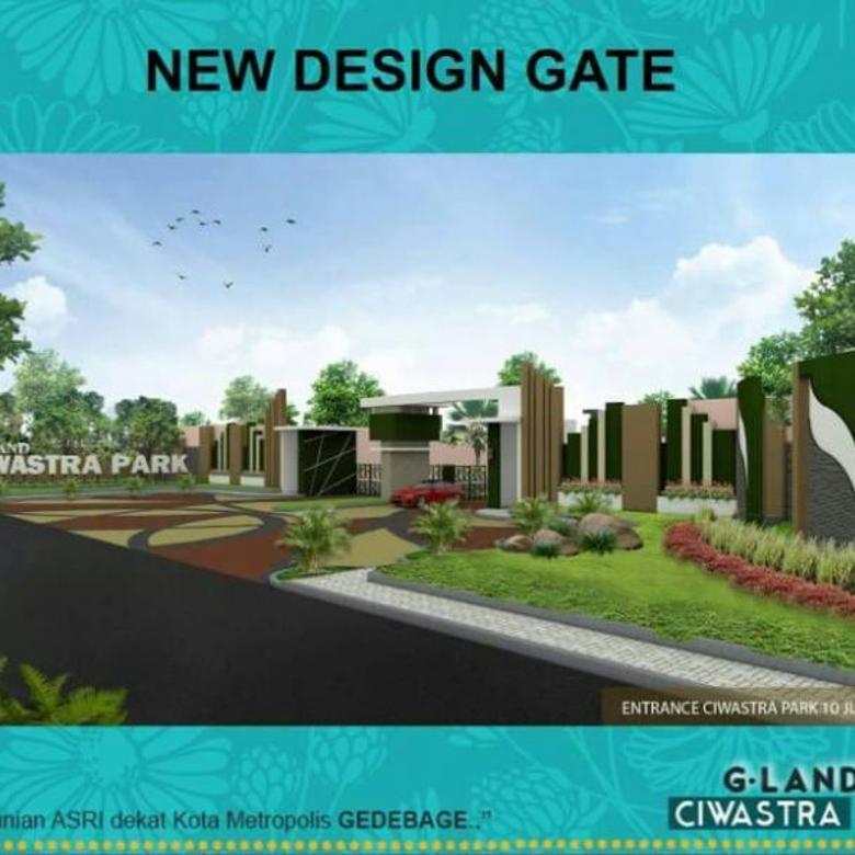 Dijual Rumah Baru Dp 20 Jt All In Ciwastra, Derwati Bandung Timur