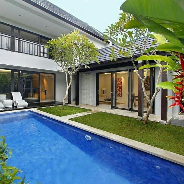 Di Jual Villa Di Seninyak Kuta Bali
