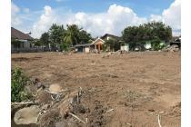 Tanah Murah Ngemplak Sleman Tepi Jalan Raya SHM Pekarangan