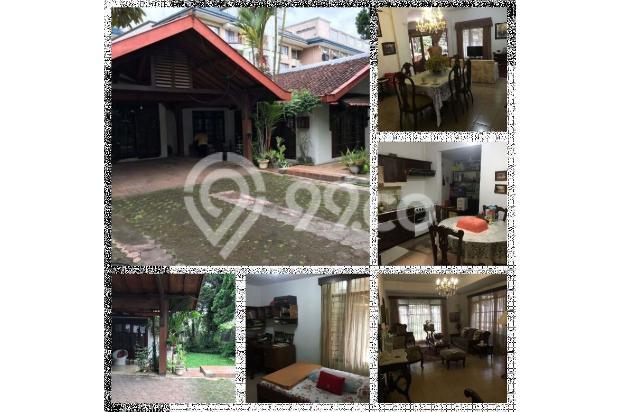 Rumah Klasik Terawat di Jalan Bukit Dago Bandung, Lokasi Strategis 17341133