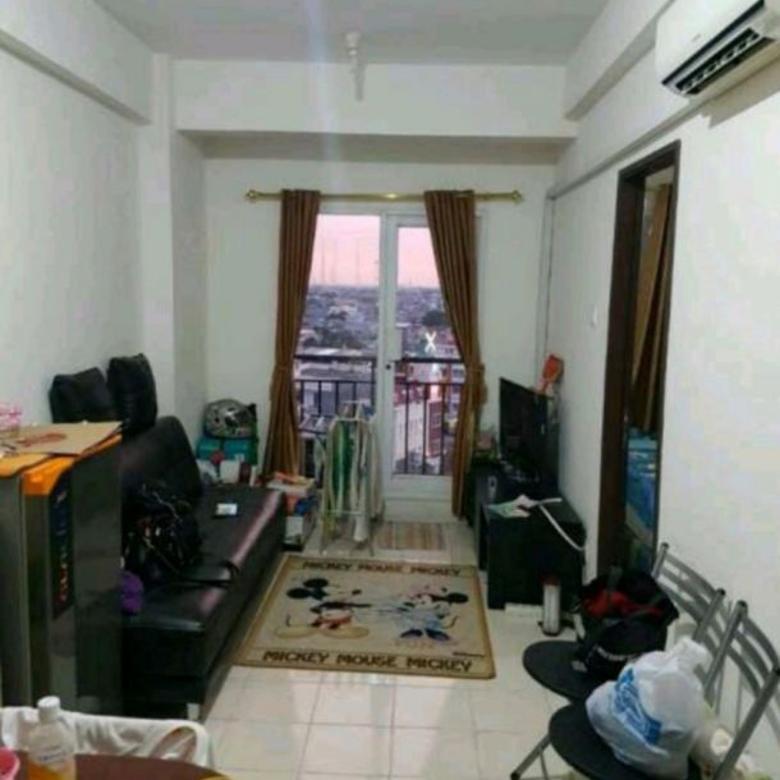 Dijual Apartemen Puri Park View Tower B 2BR lt11 hdp pool BU