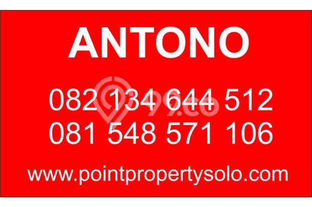 Rumah Baru Cluster Pesan Bangun Mojosongo Solo 15037723