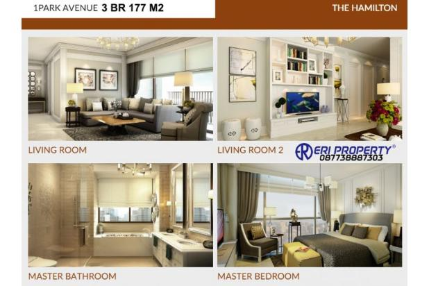 Rp6,19mily Apartemen Dijual