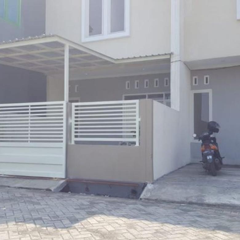 Dijual Rumah Baru 2 Lantai Murah Siap Huni Lokasi Strategis