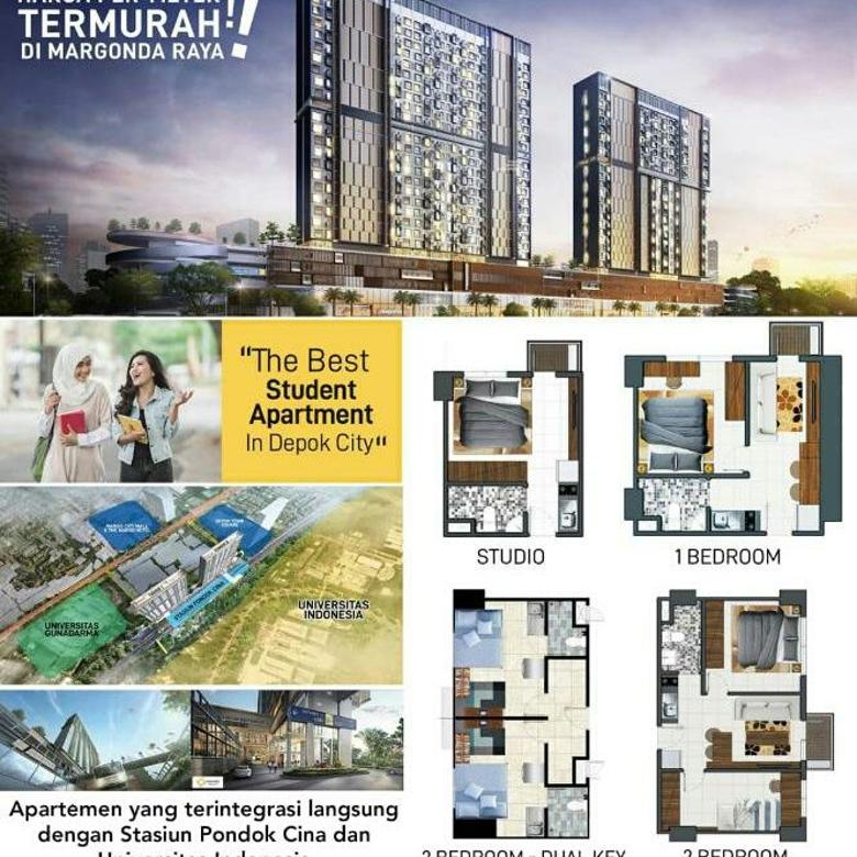 Apartemen Mahata Margonda Depok