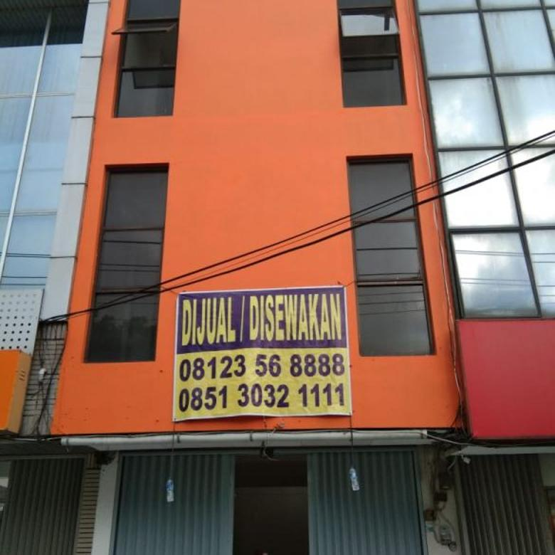 Ruko Semarang Kawasan Strategis @ Gayamsari Jl Ry Majapahit