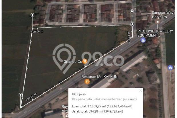 WA 087836460238, Situs Jual Beli Tanah di Telukan Sukoharjo  1,7 Hektar 10266498