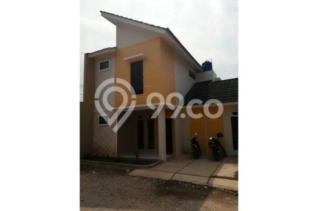 Rumah 2 lantai paling murah di cikunir,gratis kitchen set 12398539