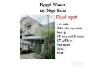 Dijual Cepat Rumah Ngagel Wasana, Surabaya