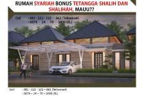 Rumah Syariah Bonus Tetangga Shalihah, di Cipageran Cimahi