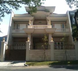 (BD), Rumah Semi Furnish di Citraland Palm Hill 2
