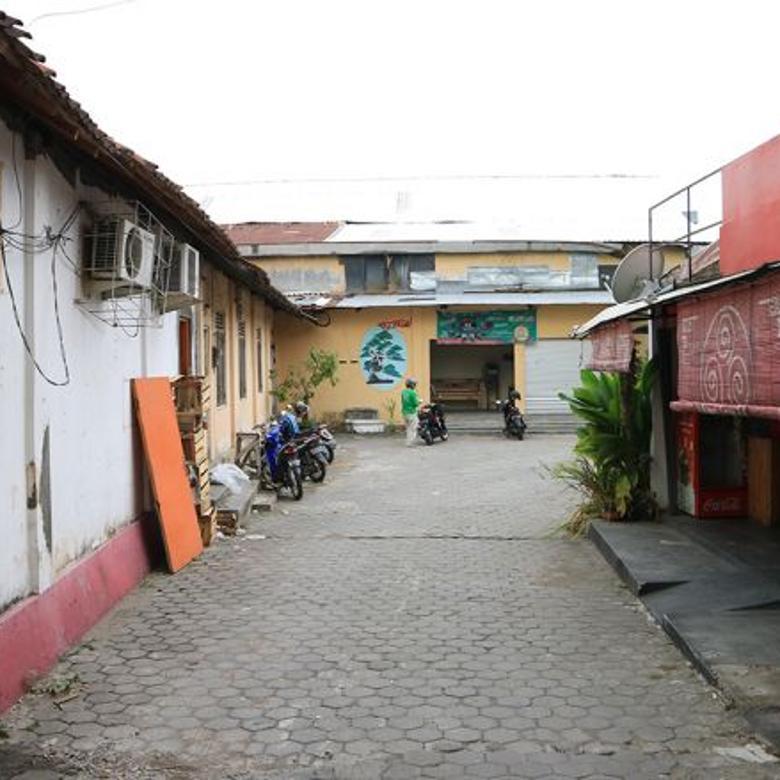 Tanah di jl Magelang cocok untuk, apartement, business centre.