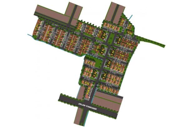 Rumah Mewah Asri, Elite, Nyaman, Eksklusif Green Caraka Residence 16359304