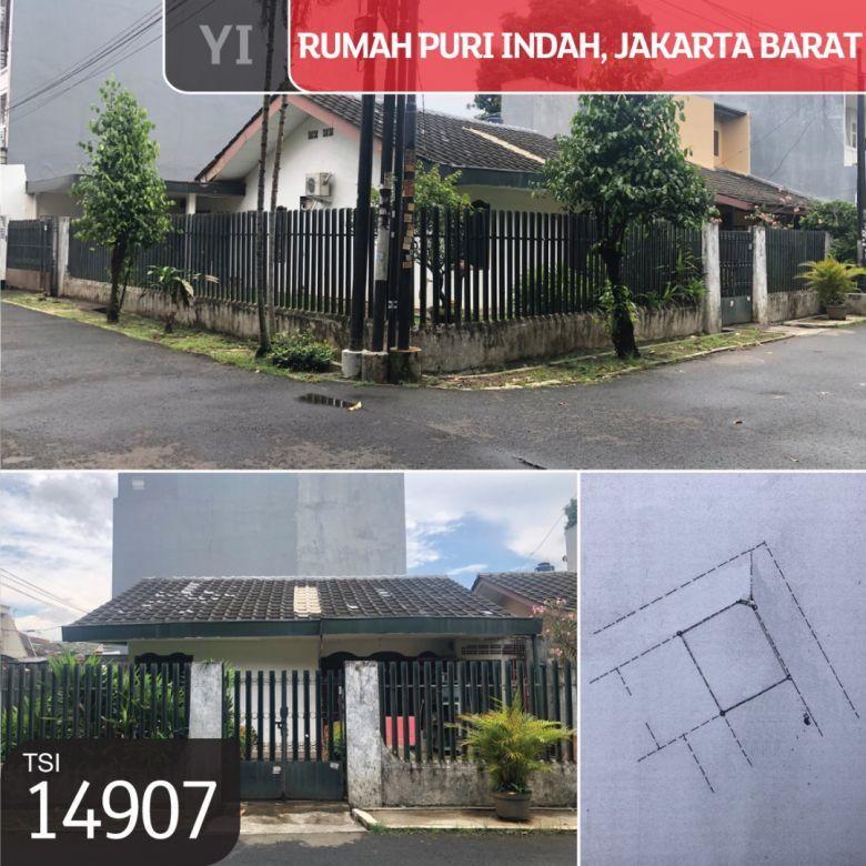 Rumah Puri Indah, Jakarta Barat, 194 m², 1 Lt, SHM