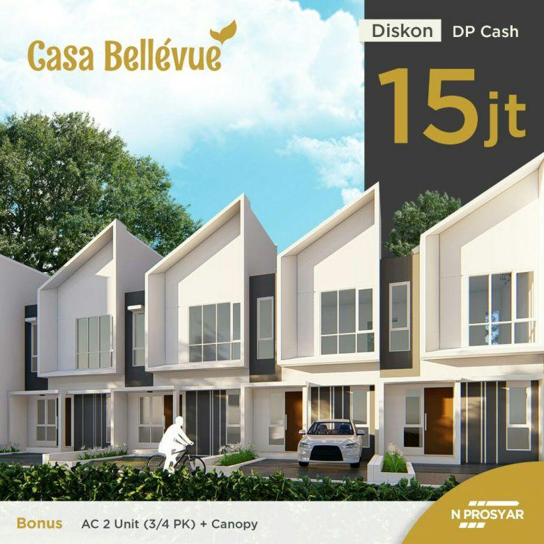 Cassa Bellevue residence Bintaro