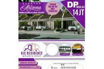 Rumah cluster murah baru ciwastra rancaoray Harga Perdana DP 14jt