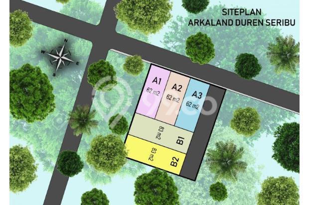 12 X Tempo Tanpa Bunga, Kapling Tanah Duren Seribu 16522014